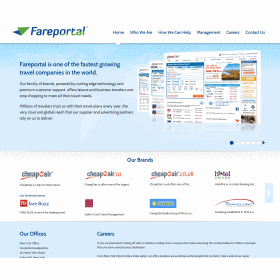 fareportal screenshot